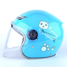 Charger l'image dans la galerie, Kids Motorcycle Full Face Helmet For Multi Pattern Anti-Vibration Riding - EL Cheapos Stuff