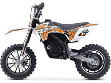 Load image into Gallery viewer, MotoTec 24v 500w Gazella Electric Dirt Bike