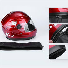 Load image into Gallery viewer, Kids Motorcycle Helmet Full Face protection For Multi Pattern Anti-Vibration Riding - EL Cheapos Stuff