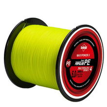 Загрузить изображение в средство просмотра галереи, SeaKnight Brand TriPoseidon Series 300M 330Yards PE Braided Fishing Line 4 Strands 8 10 20 30 40 60LB Multifilament Fishing Line