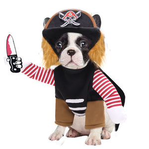 Halloween Costume for Small to Medium Dogs