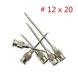 20 Pcs Poultry/cow injection Pinhead - EL Cheapos Stuff