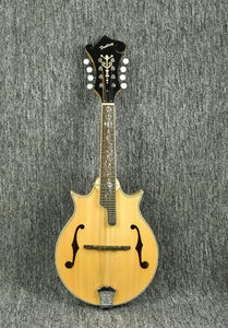 Feeling hand-made F style solid spruce top mandolin