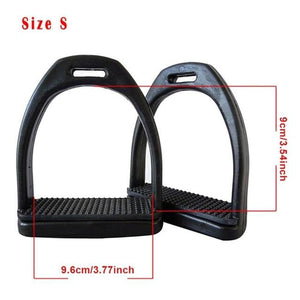 2 PCS Children or Adults Durable Horse Riding Stirrups - EL Cheapos Stuff