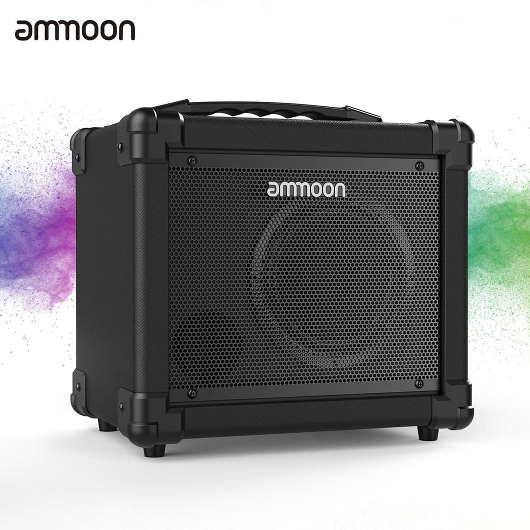 Ammoon GA-10 10W Electric Guitar Amplifier