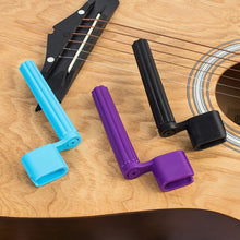 Load image into Gallery viewer, 2 in 1 Guitar String Winder Bridge Pin Remove Peg Puller