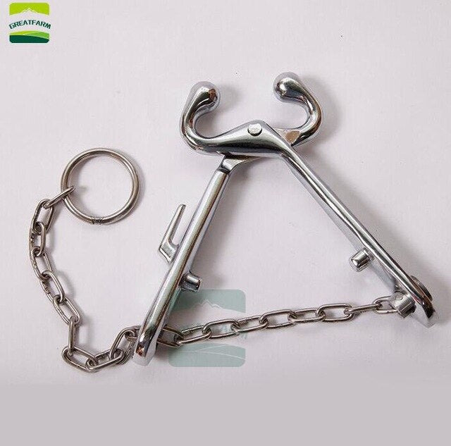 Stainless Steel cow calf Nose Ring Pliers