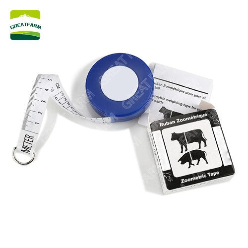 weight measure tape for cows