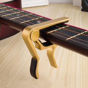 High Quality Aluminum Alloy Guitar Fret Clap