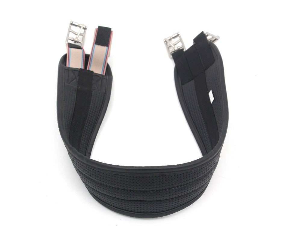 Horse Riding Girth Micro Fiber Stainless Steel Buckle High Quality