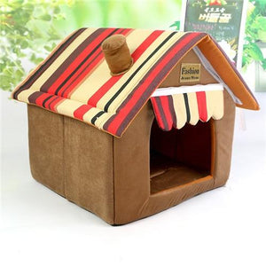 Cute Cat and Dog Bed House - EL Cheapos Stuff