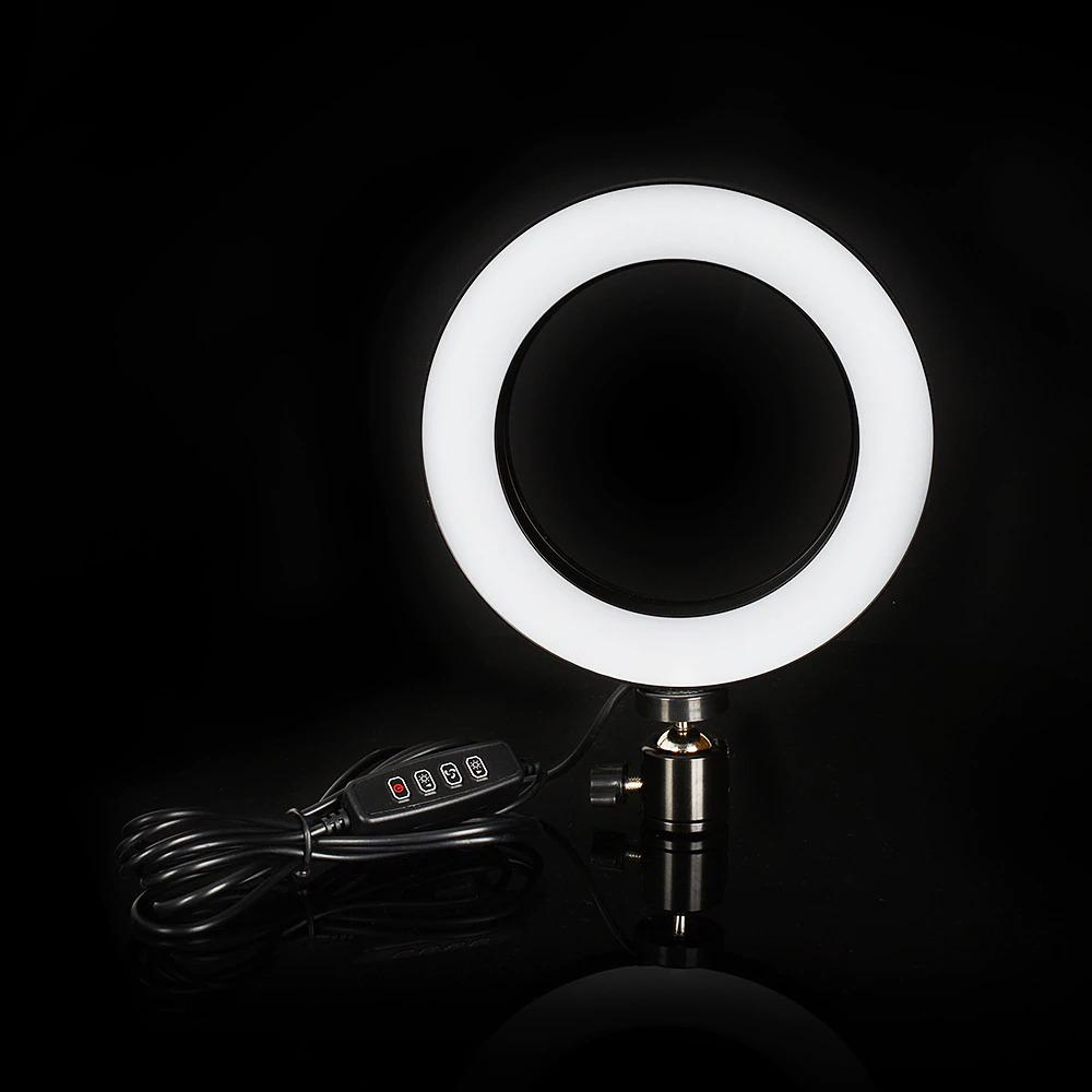 Photography LED Selfie Ring Light