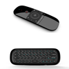 Wechip W1 Air Mouse Senza Fili 2.4g Fly Air Mouse Per Android Tv Box /Mini Pc/Tv/Win 10 - Black