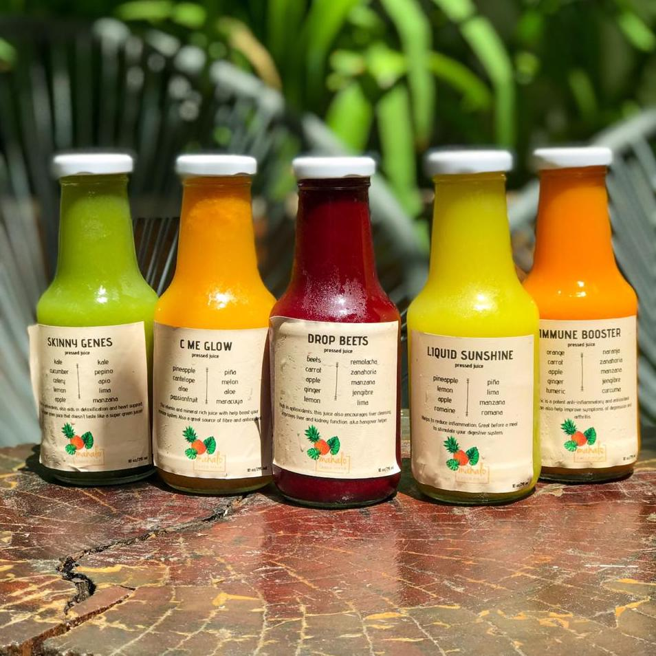 Fresh Pressed Juice