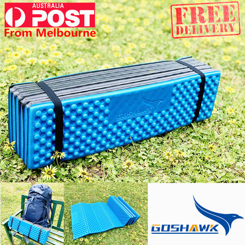 Ultralight Foam Camping Mat Folding Waterproof Mattress