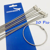 10pcs Stainless Steel Wire Rope