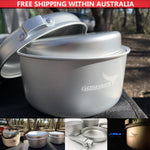 Aluminum Ultralight Cookware