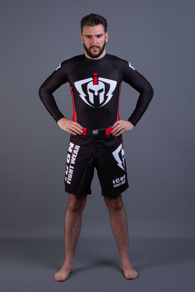 ICON Rash Guard Long Sleeves