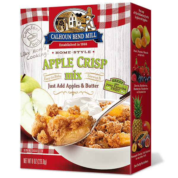 Load image into Gallery viewer, Calhoun Bend Mill - Apple Crisp Mix
