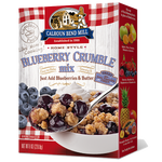 Calhoun Bend Mill - Blueberry Crumble Mix