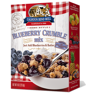 Load image into Gallery viewer, Calhoun Bend Mill - Blueberry Crumble Mix