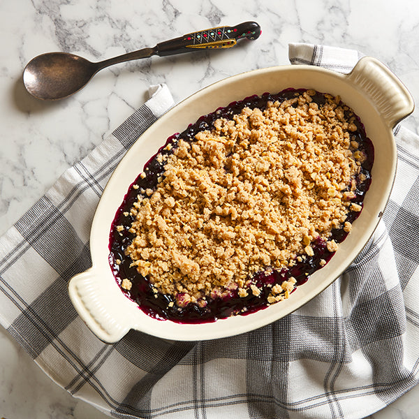 Load image into Gallery viewer, Calhoun Bend Mill - Blueberry Crumble Dessert