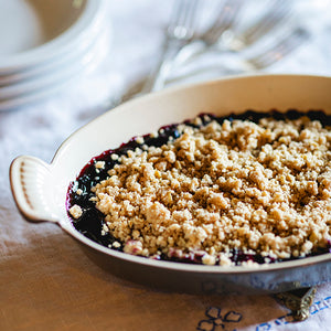 Blueberry Crumble Mix