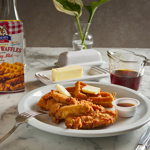 Chicken & Waffles Crispy Fry Mix