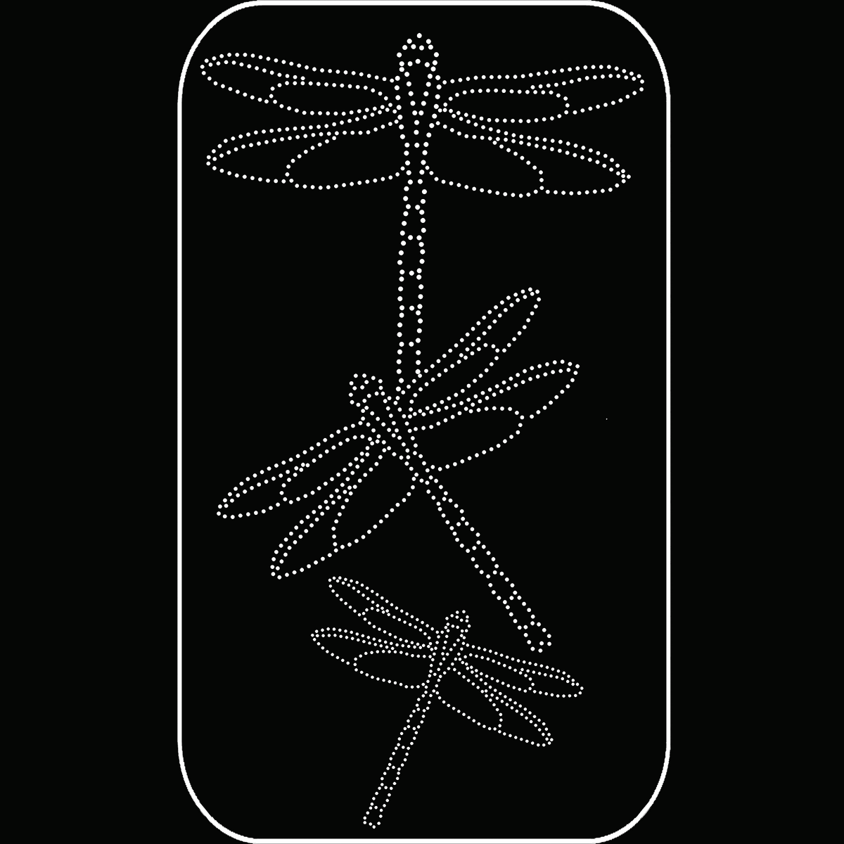 Dragonflies - ichalk-arted