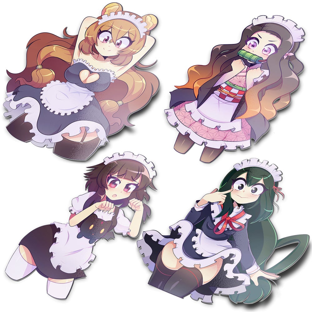 Maid Girls