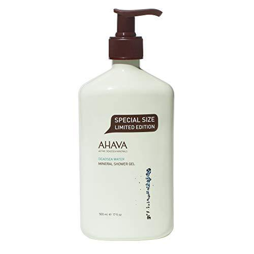 AHAVA Mineral Shower Gel, 17 Fl Oz