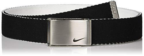 NIKE Women's Reversible Single Web, black/white, O/S