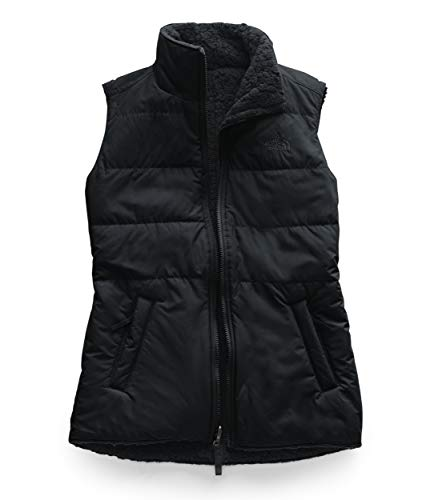 The North Face Women's Merriewood Reversible Vest, TNF Black, M