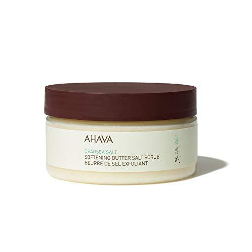 AHAVA Softening Butter Salt Scrub, 7.5 oz