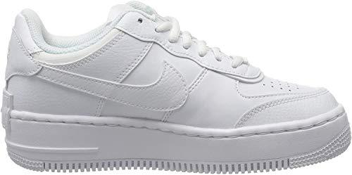 Nike Women's Air Force 1 Shadow White - PRTYA