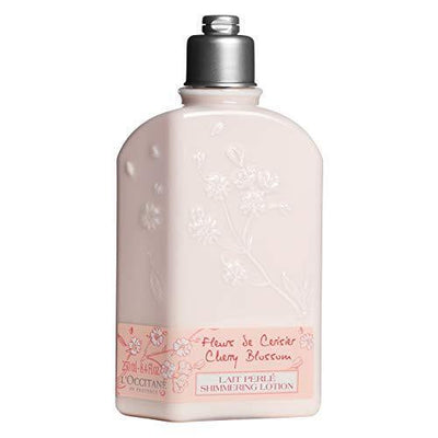 L'Occitane Cherry Blossom Body Lotion, 8.4 Fl Oz