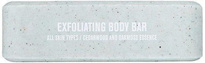 Baxter of California Men's Exfoliating Body Bar Soap for Men, Cedarwood & Oak Moss Essence, 8 Ounce