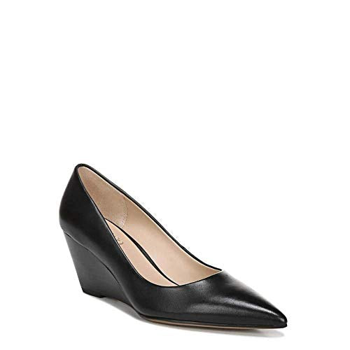 Franco Sarto Women's Alicia Pump, Black, 7 M US