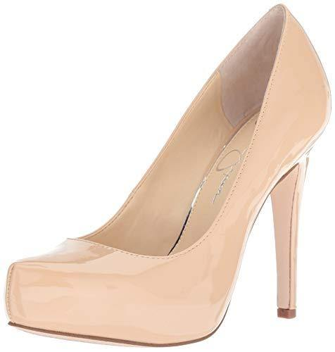 Jessica Simpson Women's PARISAH Pump, Sand Dune, 8 M US