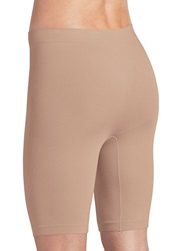 Jockey Women's Skimmies Slipshort Light Boy Shorts LG