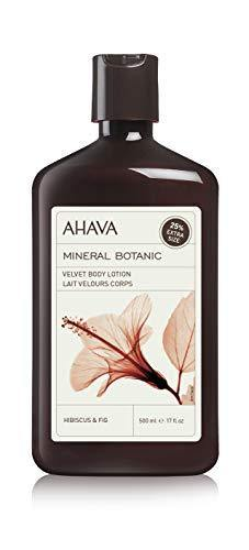AHAVA Dead Mineral Hibiscus & Fig Body Wash, 17 Fl Oz