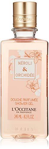 L'Occitane Graceful Néroli & Orchidée Shower Gel, 8.2 Fl Oz
