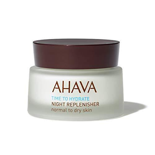 AHAVA Time to Hydrate Night Replenisher, 1.7 Fl Oz