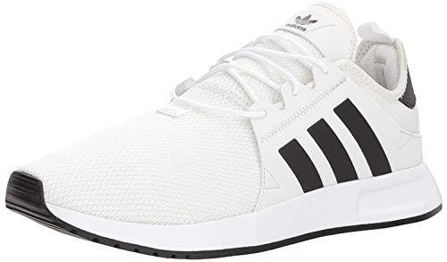 adidas Originals Men's X_PLR Sneaker, White Tint/Black/White, 8 M US