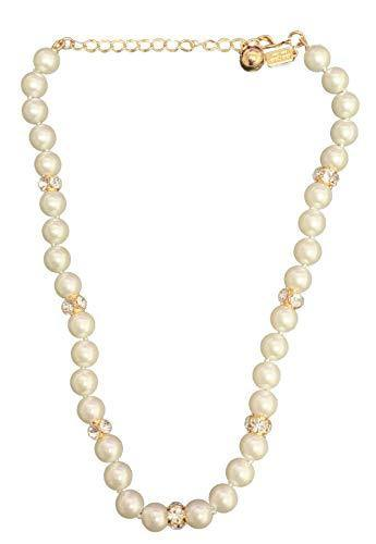 Kate Spade New York Pearl Necklace Cream Multi One Size