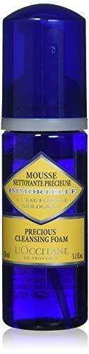 L'Occitane Immortelle Precious Cleansing Foam, 5.1 Fl Oz