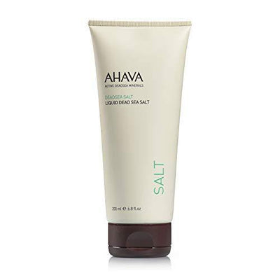 AHAVA Liquid Dead Sea Salt, 6.8 Fl Oz