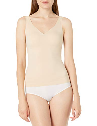 Wacoal Women's Beyond Naked Shaping Camisole, Macaroon, Medium