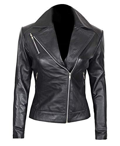 Decrum Black Jacket Women [1301202] | Linda, S - PRTYA