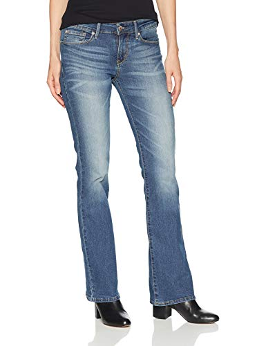 Signature by Levi Strauss & Co. Gold Label Women's Plus Modern Bootcut Jean, cape town, 14 Medium